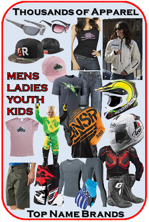 Motorcycle and ATV Aftermarket Motorcycle Parts and Accessories